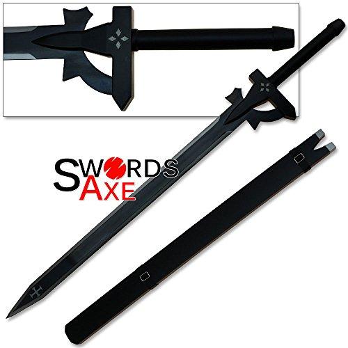 real-sword-sharp-sao-kirito-elucidator-replica-sword-art-online-version-two-41-inches-razor-sharp-ed