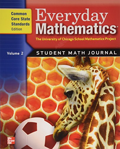 Everyday Mathematics, Grade 1, Student Math Journal, Vol. 2