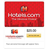 Hotels.com Gift Cards - E-mail Delivery