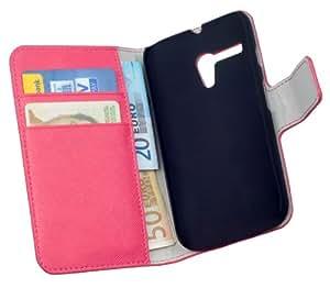 Yayago flip carcasa, con taschini para tarjetas de crédito para Blackberry Z10