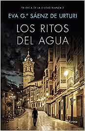 Los ritos del agua: Trilogía de La Ciudad Blanca 2 Autores