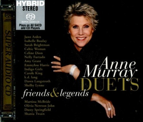DUETS FRIENDS & LEGENDS
