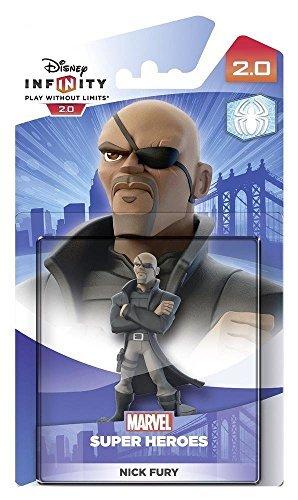 Fury Wii (Disney Infinity 2.0 Character - Nick Fury Figure (PS4/PS3/Nintendo Wii U/Xbox 360/Xbox One) by Disney Infinity)