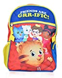 The Fred Rogers Company Boys' Daniel Tiger Lunch Kit Backpack, Red, One Size