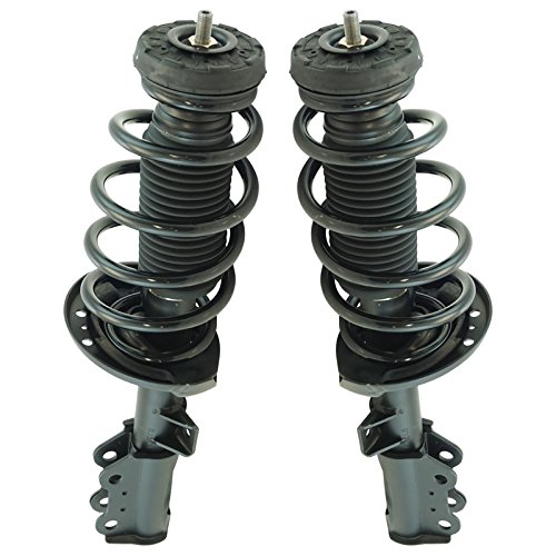 Loaded Quick Complete Strut Spring Mount Assembly LH & RH Front Pair for SRX