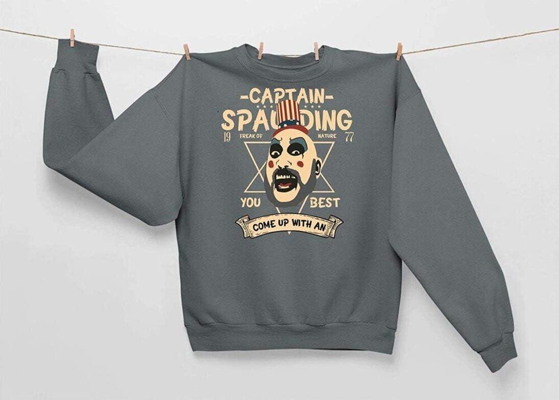Freak Of Nature - Captain Spaulding T-Shirt Sweatshirt Sweatshirt 076