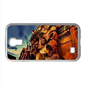 Rainbow Magicland Watercolor style Cover Samsung Galaxy S4 I9500 Case (Italy Watercolor style Cover Samsung Galaxy S4 I9500 Case)