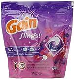 Gain Flings Moonlight Breeze Laundry Detergent Pacs 16 Count