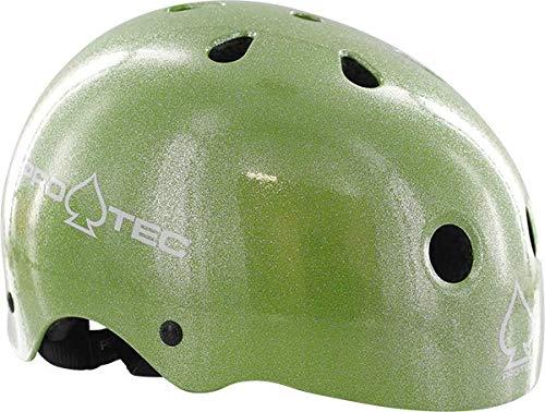 限定価格セール! Pro-Tec ヘルメット Pro-Tec PROTEC クラシック (CPSC) ヘルメット GRN Flake-S ヘルメット B07L9F739H B07L9F739H, ネジメチョウ:876c7395 --- a0267596.xsph.ru