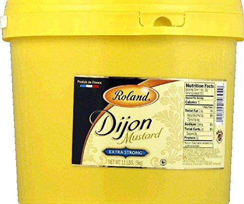 Roland: Dijon Mustard 11 Lb (2 Pack) by Roland