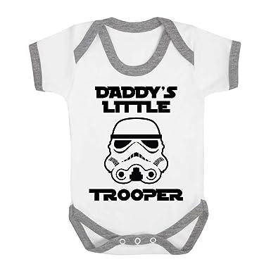 Original Stormtrooper Daddys Little Stormtrooper Baby and Toddler Bib