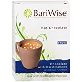 Cheap BariWise High Protein Hot Cocoa – Instant Low-Carb, Low Calorie Hot Chocolate Mix with 15g Protein – Chocolate Marshmallows (7 Count)
