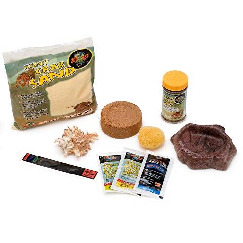 Zoo Med Laboratories SZMSCK1 Hermit Crab Kit ()