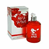 Fragrance Rosa Amor Perfume Inspired by Cacharel For Women - Eau De Parfum 3.4 FL.Oz. / 100M Scent & Spray