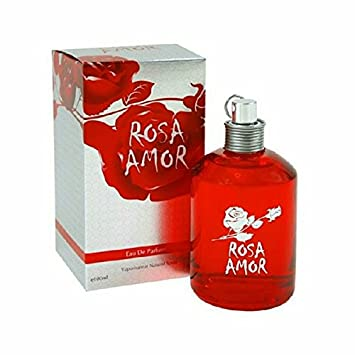 Amazoncom Fragrance Rosa Amor Perfume Inspired By Cacharel For