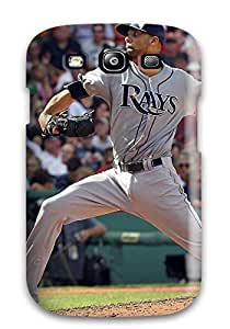 tampa bay rays MLB Sports & Colleges best Samsung Galaxy S3 cases
