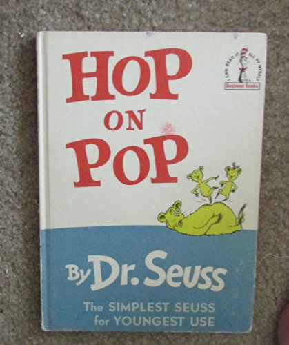 Hop on Pop (I Can Read It All by Myself: Beginner Books) for sale  Delivered anywhere in USA