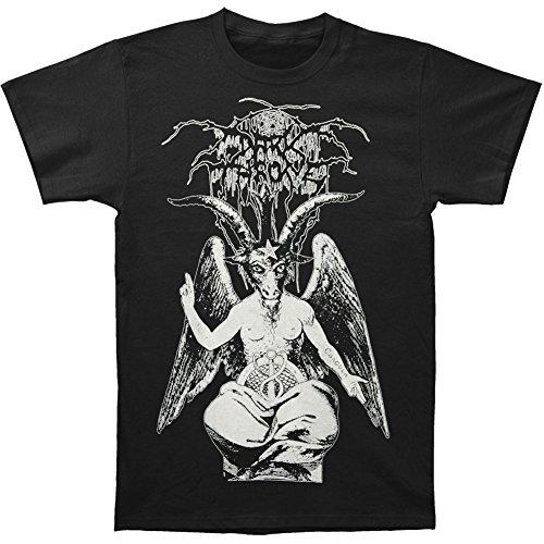 DARKTHRONE BLACK DEATH BEYOND BAPHOMET T-Shirt L