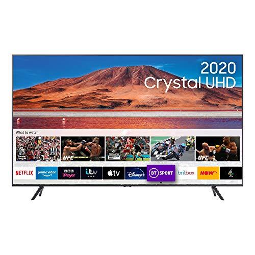 Samsung 2020 43″ TU7110 Crystal UHD 4K HDR Smart TV