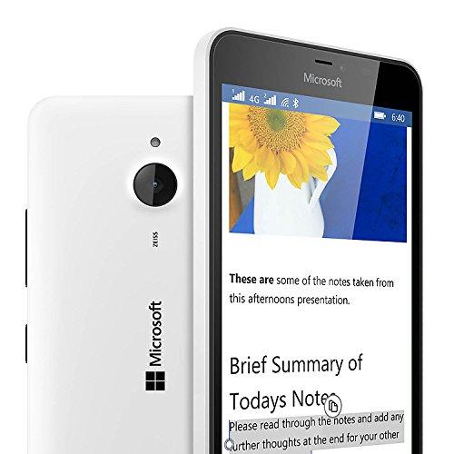Microsoft Lumia 640 XL 8GB White Dual Sim (RM-1096) Unlocked International Model- No Warranty