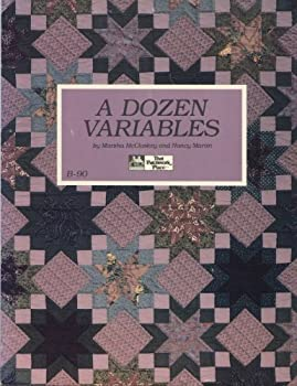 A Dozen Variables 0943574412 Book Cover