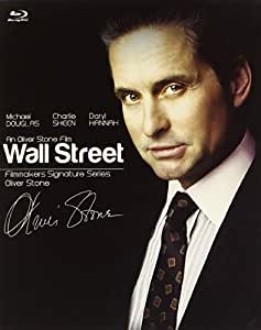 Wall Street Filmmaker Signature Series Blu-ray