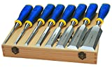 ProTouch Bevel Edge Chisel Set of 6 Plus 2 Chisels FREE