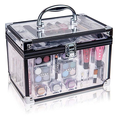 Shany Carry All Trunk Professional Makeup Kit Eyeshadow