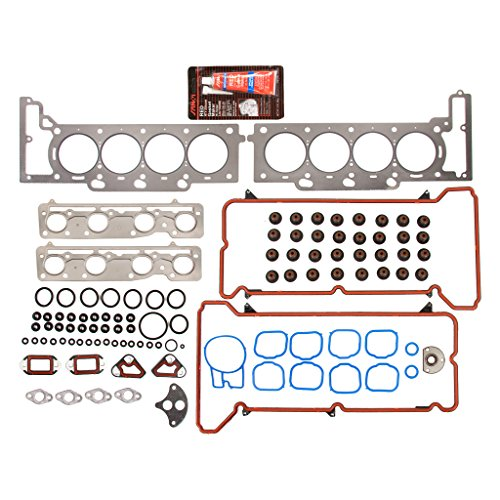 Cadillac Eldorado Cylinder Head (Evergreen 8-10703 Cylinder Head Gasket Set)