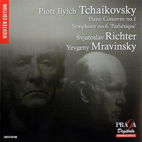 - Tchaikovsky: Piano Concerto No.1, Symphony No.6