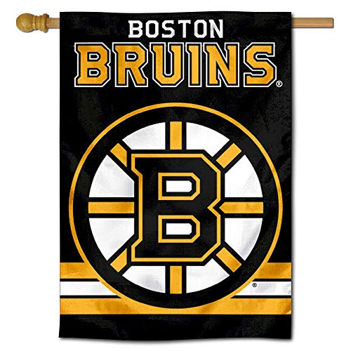 Wincraft Boston Bruins Two Sided House Flag ()