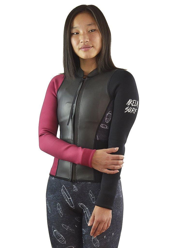Image of Akela Surf Akela Sayulita Jacket Watersports Jacket Rash Guards