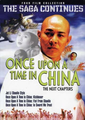 Once Upon a Time in China: Next Chapters (Flp China)