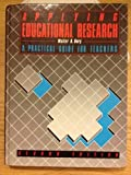 Applying Educational Research, Borg, Walter R., 0582286735