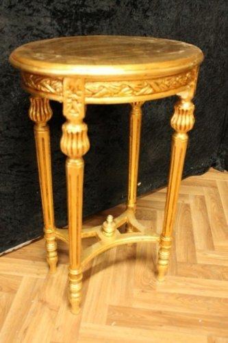 Beistelltisch Tisch Oval Antik Stil Barock AlTa0334GoOvI: Amazon ...