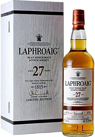 Laphroaig 27 Años 2017 Edición Malta Whisky - 700 ml