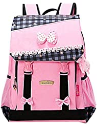 Kid Child Princess Style School Bag Backpack Daypack for Primary Girls Students