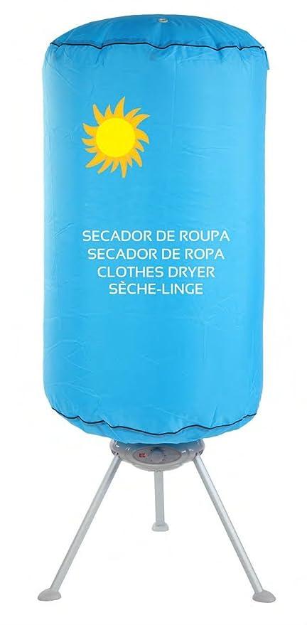 Jocel Secador de Ropa Tendedero JSR002211, Capacidad 10kg, Potencia 1000W