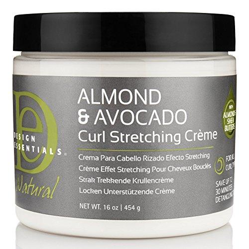 Design Essentials Natural Curl Stretching Crème to Elongate