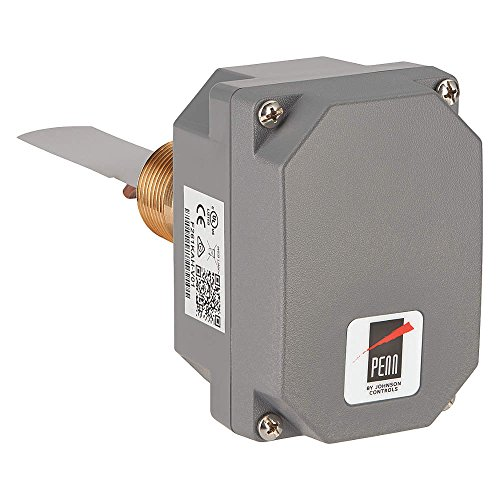 Johnson Controls F261KEH-V01C Penn F261 Series Low-Flow Model Flow Switch with Type 3R (NEMA) Enclosure, 1/2