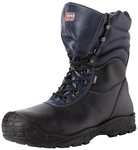 Cofra Camp Uk S3 Ci SRC Chaussure de sécurité Taille 48 Marron