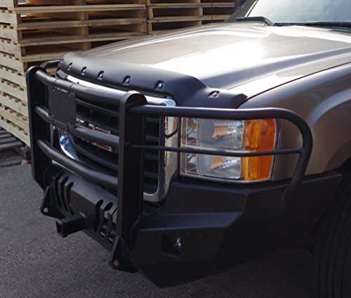 Auto Accessories Dealer Tough Guard Hood Textured Protector for GMC Sierra HD 2500/3500 2007-2013