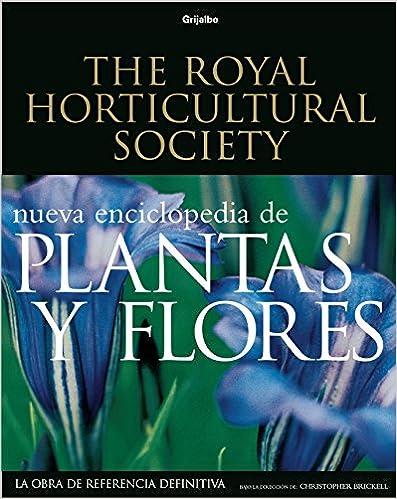 Nueva Enciclopedia de Plantas y Flores
