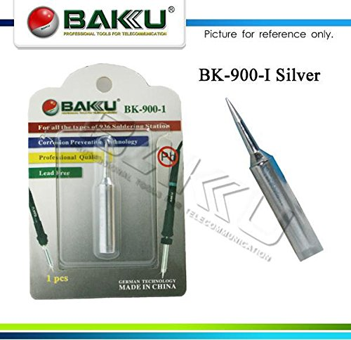 Advanced 6 Pieces (6 Types) Original BAKU Soldering Tips for 936 Soldering Station - - Amazon.com