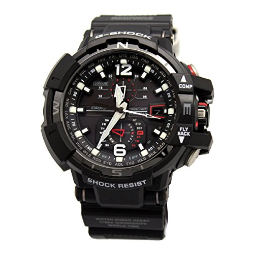 Casio Men G SHOCK WAVE CEPTOR RC GW-A1100-1A