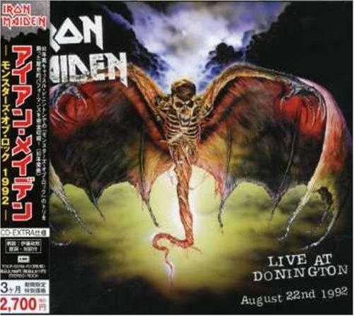 Live At Donington (Iron Maiden Live At Donington)