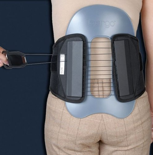 BellHorn 99512 Premium Plus Spine Brace for Spinal Orthosis Medium