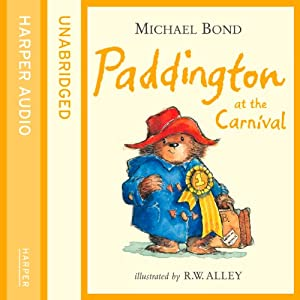 Paddington at the Carnival Hörbuch