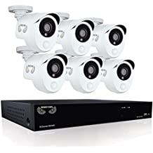Night Owl Security HD201-86P-B Video Security Camera DVR with 1 TB HDD