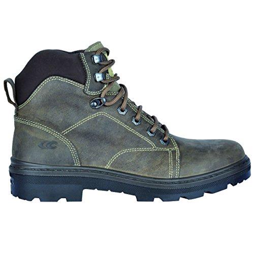 """Cofra 25510–000.w48taglia 48s3src """"Terra bis"""" sicurezza scarpe, colore: marrone"""